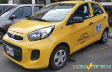 Taxi Kia Ion 1.250 Tax Super Modelo 2016 Excelente Estado